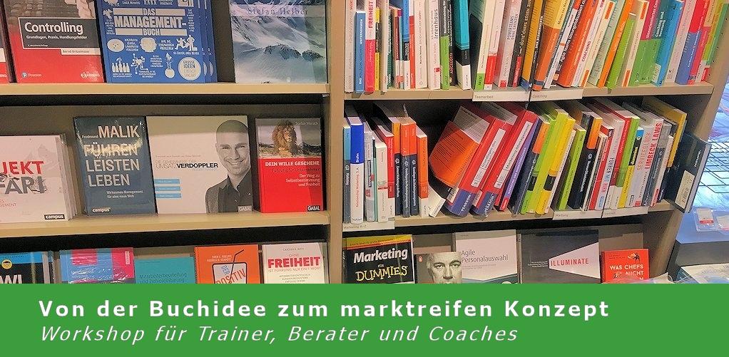 Workshop mit wichtigen Informationen für Autoren und solche, die es werden möchten!