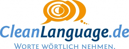 CleanLanguage Logo von Hans Peter Wellke und Bettina Wellke